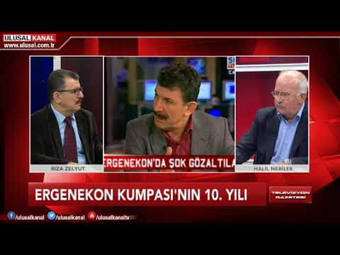 Televizyon Gazetesi- 21 Mart 2018- Ulusal Kanal