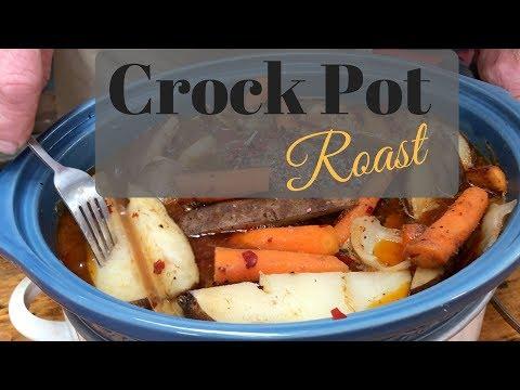 Crock Pot Roast and Tips!