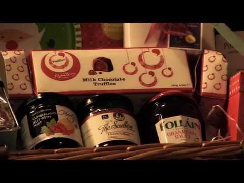 Luxury Christmas Hampers Delivered