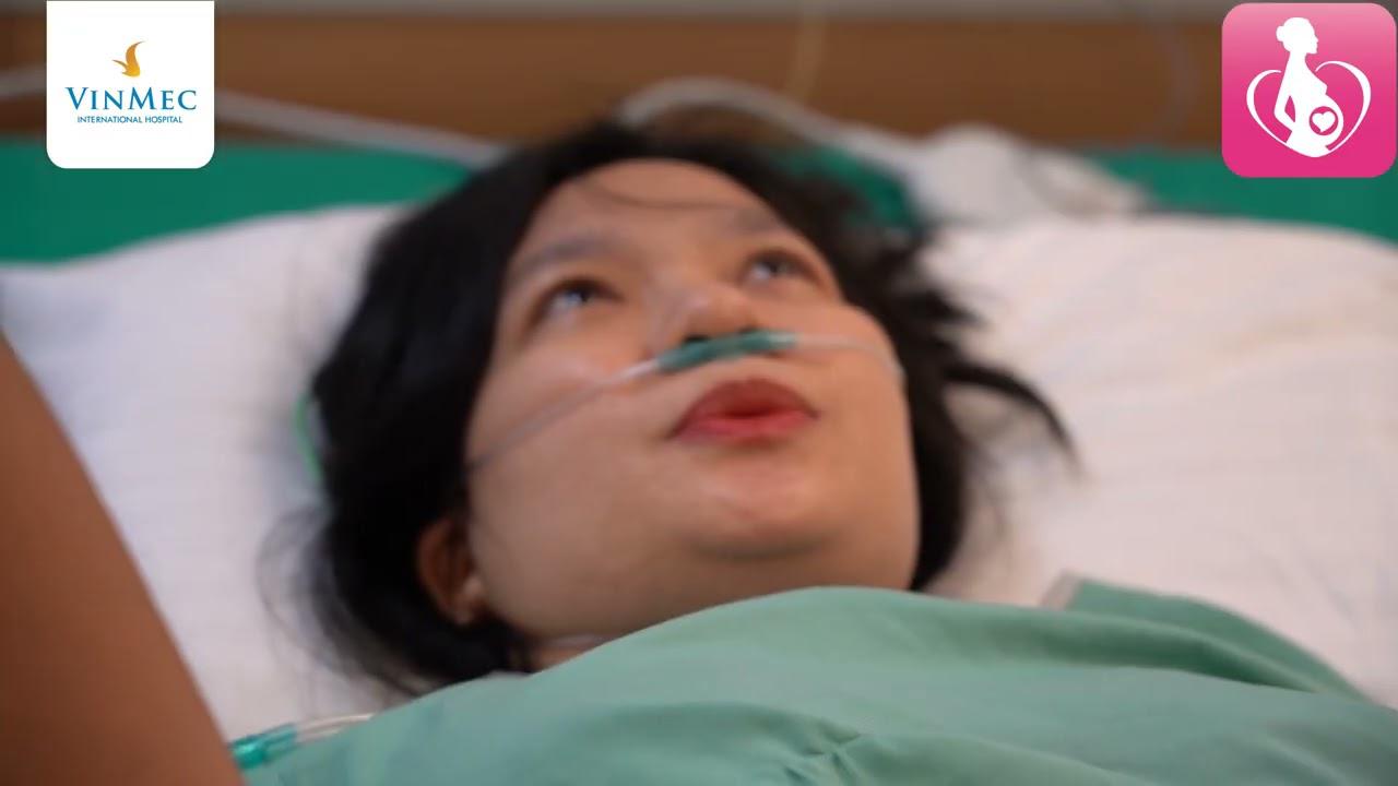 Mang bầu không âu lo: Cùng Vinmec trải nghiệm thai kỳ an toàn – Hạnh phúc