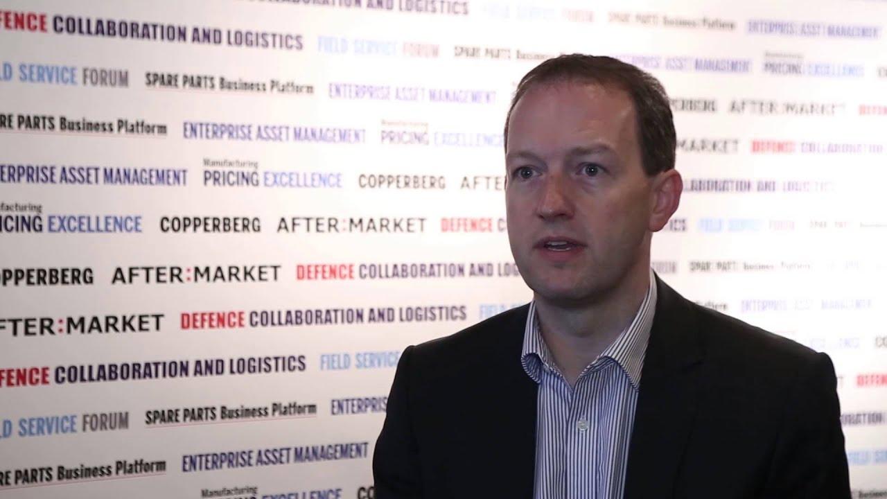 Antony Bourn participa da pesquisa sobre transformação digital