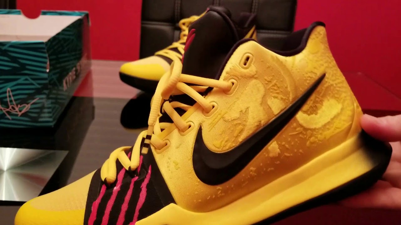 Nike Kyrie 3 Performance Overview MY INITIAL THOUGHTS! YouTube e2671220d