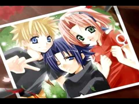 1, 2, 3 ~ Naruto Team 7