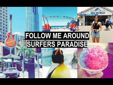 Follow Me Around Surfers Paradise | VLOG