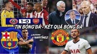 💥Tin bóng đá 22/10|Thua sốc Arsenal bay khỏi top 3, Mou sửa soạn về Real, MU nên mua Harry Kane