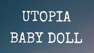 Download lagu Lirik Lagu Utopia Baby Doll MP3