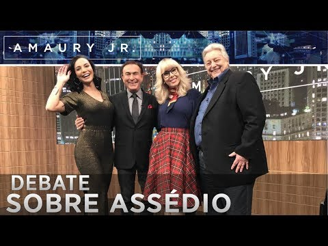 Aline Mineiro, Sarah Sheeva e Fulvio Stefanini thumbnail
