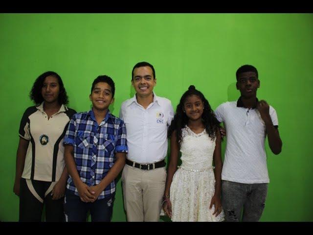 Canal CNC Un Metro Diez, a la altura de los niños, las niñas y nuestros derechos