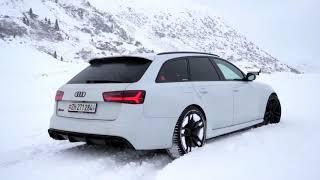Audi quattro snow ( Serhat Durmus - Sir (ft. Ecem Telli)