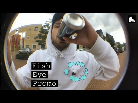 Thisissoul Fish Eye Lens Promo
