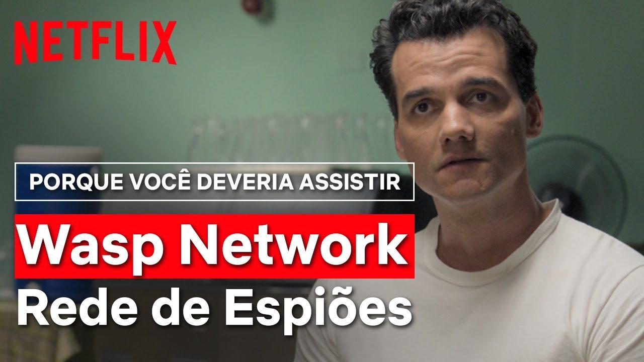 Porque você deveria assistir Wasp Network | Netflix Brasil