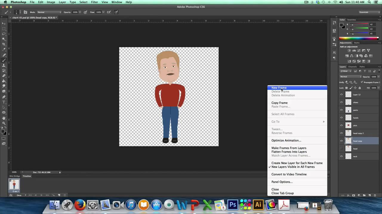 How to animate an image in photoshop youtube how to animate an image in photoshop ccuart Choice Image