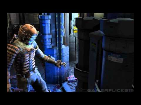 Dead Space Part 24 Sex in the bathroom?