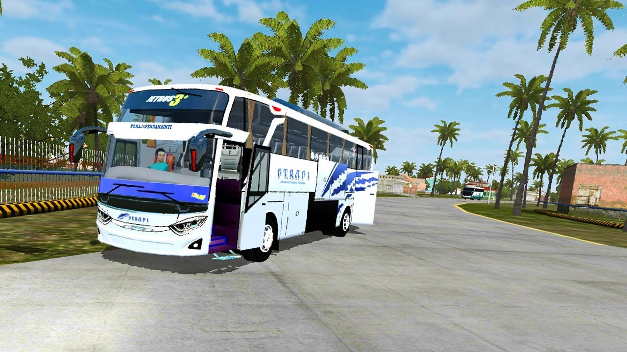 Repeat Bussid Update Mod Bus Jetbus 3 Hdd Pt Rapi By Awan