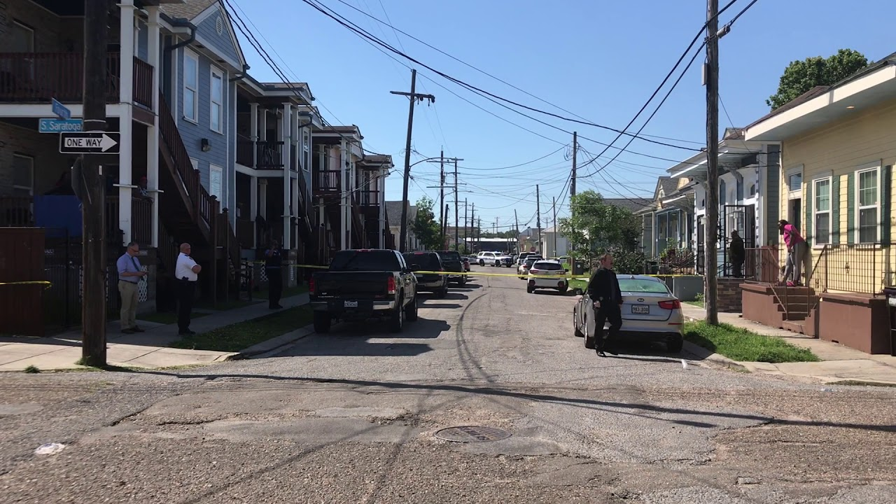 4 shot in Central City, New Orleans