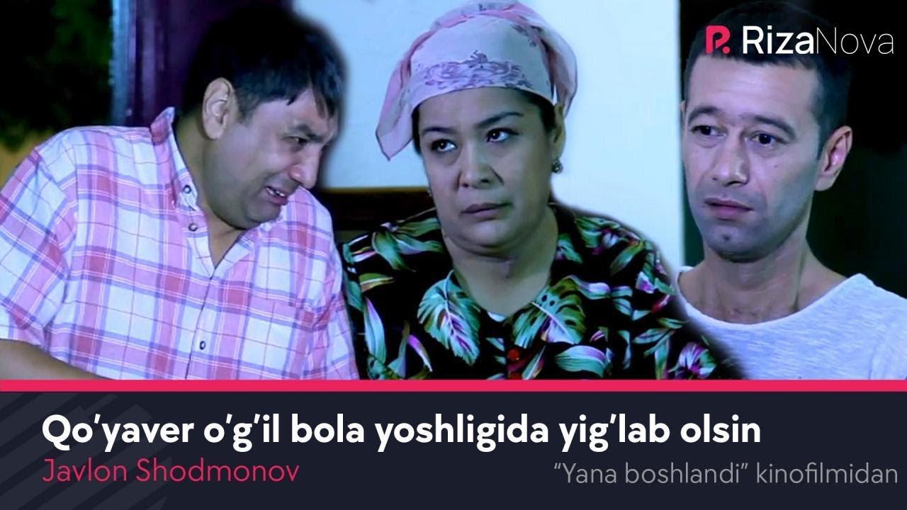 Javlon Shodmonov - Qo'yaver o'g'il bola yoshligida yeg'lab olsin (Yana boshlandi