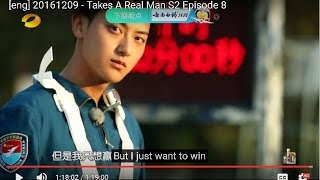 [eng] 20161209 - Takes A Real Man S2 Episode 8/14