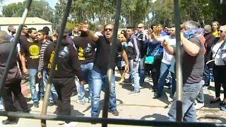 إسرائيليون يتضامنون مع جندي قتل جريحاً فلسطينياً أمام عدسة الكاميرا