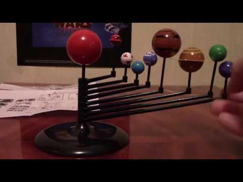 Модель солнечной системы от Fix Price