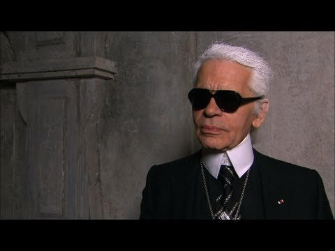 Paris-Bombay Métiers D'Art 2011/12: Karl Lagerfeld's Interview - CHANEL