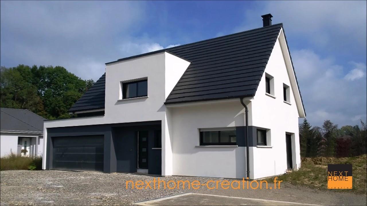 Nexthome Creation Maisons D Architecte Architecture Contemporaine Youtube