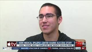 Kern Medical helps Taft resident living with epilepsy