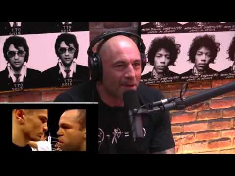 Joe Rogan on STAREDOWNS in UFC