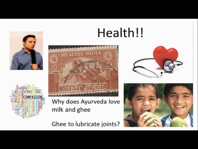Dr. Tushar Mehta, Canada in Gujarati. Dairy industry in India. Part 2