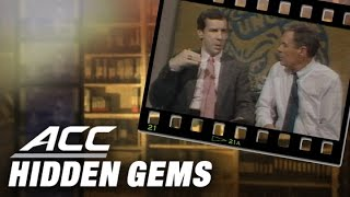 Dean Smith Introduces Roy Williams to ACC Fans on TV Show | ACC Hidden Gems