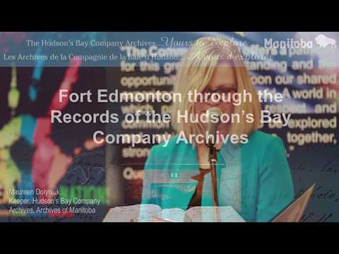 RCS Canada Conference 2017 - Maureen Dolyniuk - Canada's Early History and the Hudson's Bay Company