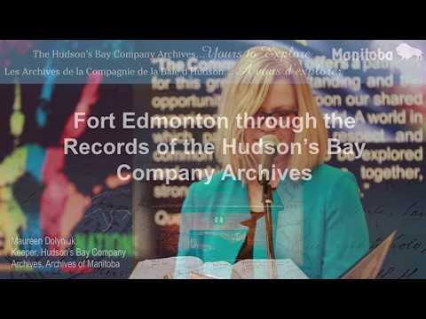 RCS Canada Conference 2017 - Maureen Dolyniuk - Canada's Early History and the Hudson's Bay Company