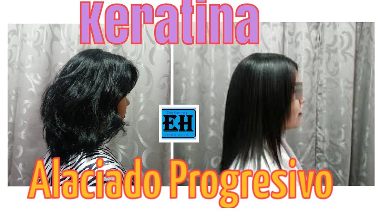 Keratina(Alaciado Progresivo )Eres Hermosa .