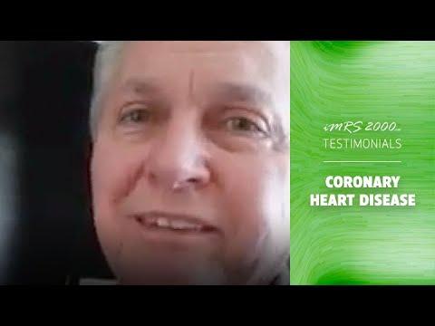 iMRS Omnium 1 Testimonial - Coronary Heart Disease + Live Blood [Powerful]
