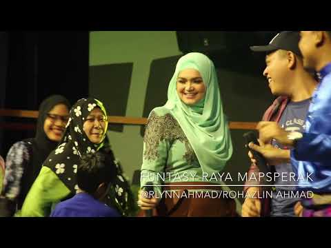Sesuci Lebaran - Dato' Seri Siti Nurhaliza feat. Warga Perak [FUNTASYRAYA]