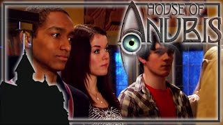 House of Anubis - Episode 143 - House of pretenders - Сериал Обитель Анубиса