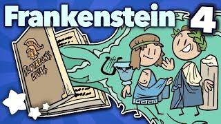 Frankenstein: Plutarch's Lives - Extra Sci Fi - #4