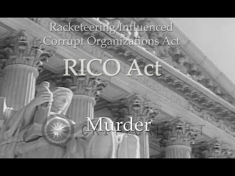 The History of the RICO Act, Explained