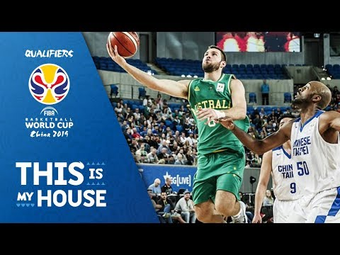 HIGHLIGHTS: Australia vs. Chinese Taipei (VIDEO) February 25 | Asian Qualifiers
