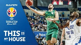 Australia v Chinese Taipei - Highlights - FIBA Basketball World Cup 2019 - Asian Qualifiers