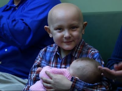 DStrong Day Honors 8-Year-Old Boy With Cancer - YouTube fa085ec43a3b8