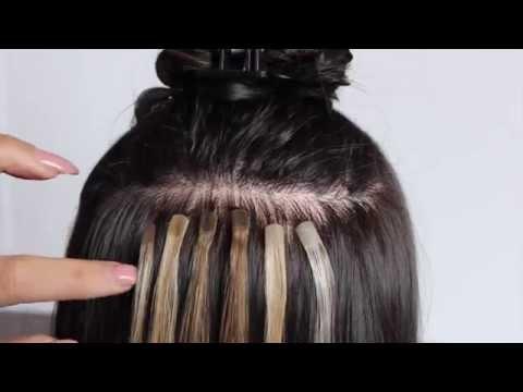Least damaging hair extensions for thin hair modern hairstyles least damaging hair extensions for thin hair pmusecretfo Choice Image