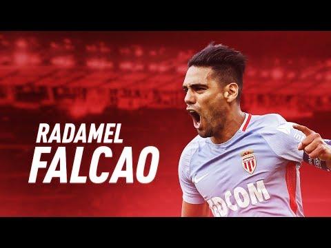 Radamel Falcao 2017/18 - Amazing Finishing Skills