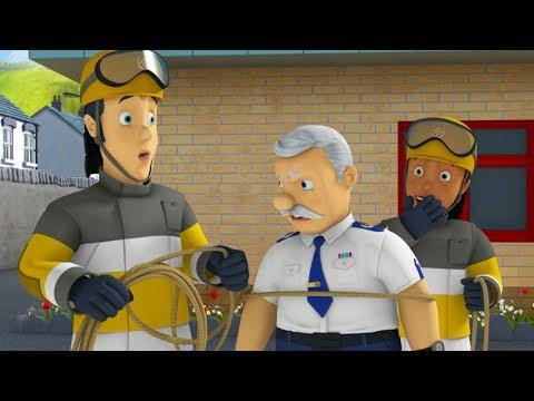 Fireman Sam full Episodes HD | Norman Treasure hunter - Outdoors rescues | Fun Saves 🔥Kids Movies