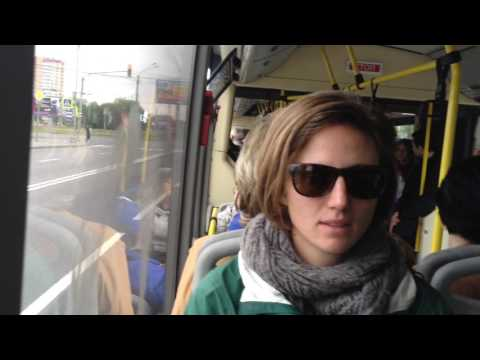 St. Petersburg Russia - Chapter 48 1/3 - a day in the life with Cara and Carl