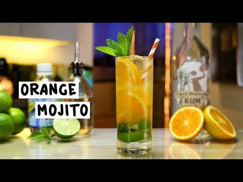 Orange Mojito