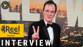 Quentin Tarantino Interview: Director Talks 'Once Upon A Time In Hollywood'