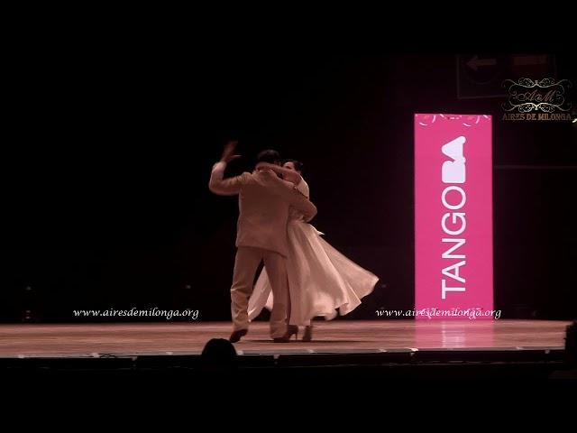 Final Escenario, Ronda 2 Mundial de Tango 2021, baile de tango