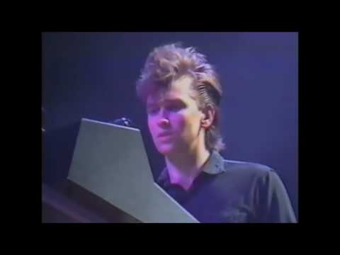 Alan Wilder in Depeche Mode
