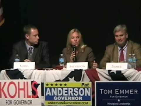 Pat Anderson for Governor of Minnesota
