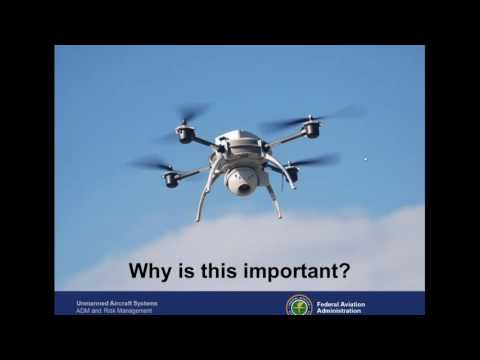 ADM and Risk Management for UAS Operations